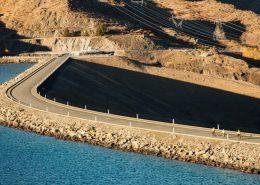 Lake Benmore Dam