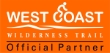 West Coast Wilderness Trail Official Partner